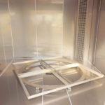 ステンレス製回転式食品乾燥機設置工事